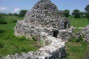 I Tholos, le capanne in pietra a secco